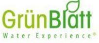 GrünBlatt Logo