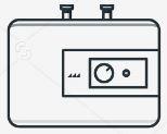 Untertischspeicher Logo