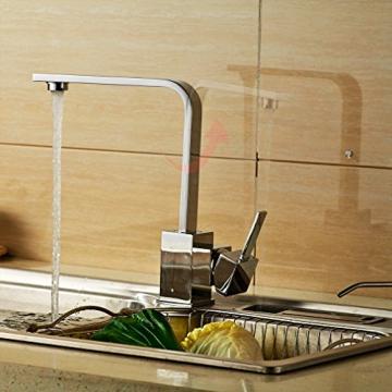 auralum elegant niederdruck mischbatterie 360 drehbar. Black Bedroom Furniture Sets. Home Design Ideas