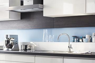 GROHE Eurosmart Cosmopolitan Küchenarmatur, hoher Auslauf, Niederdruck, Schwenkbereich 160° 31180000 - 6
