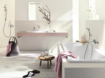 GROHE Eurostyle Cosmopolitan Waschtischarmatur, Zugstange, Standard-Auslauf, Niederdruck 33561002 - 5