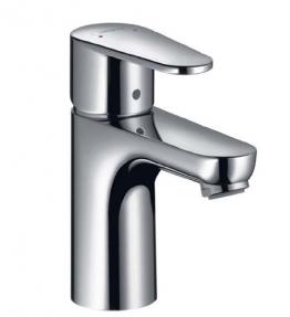 Hansgrohe 31616000 Waschtiisch Armatur Talis E² chrom Niederdruck mit Ablaufgarnitur - 1