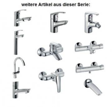 heinrichschulte NIEDERDRUCK Einhebel Waschtischarmatur ascona_1 mit Zugstangen-Ablaufgarnitur - 4