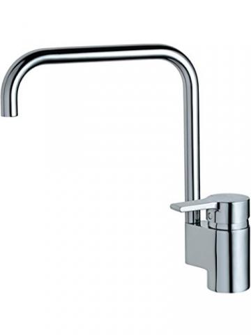 Ideal Standard B8085AA Küchenarmatur ActiveNiederdruck schwenkbarer Rohrauslauf, verchromt - 1