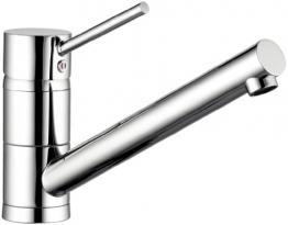 Kludi Scope 339399675  Spültisch-Einhebelmischer / Niederdruck DN10 edelstahlfinish - 1