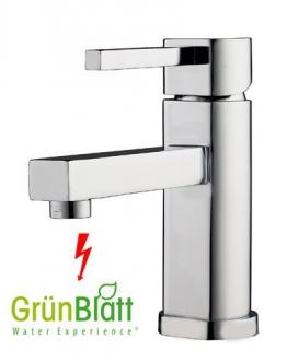 Niederdruck Bad Armatur Waschtischarmatur Einhebelmischer Wasserhahn Badarmaturen armaturen Waschtischarmaturen - 1