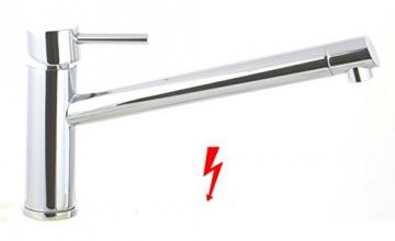 Niederdruck Küche Armatur Küchenarmatur Einhebelmischer Wasserhahn küchenarmaturen armaturen - 1