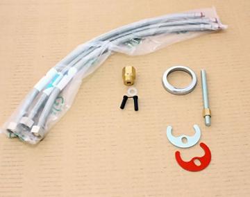 Niederdruck Spültischarmatur Einhebelmischer Futura - 2