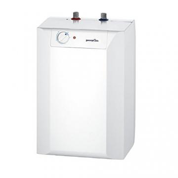 respekta Gorenje Boiler Warmwasserspeicher Untertisch 10 Liter mit Armatur EKW 10 U + Qmix 700 Set - 2