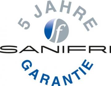 Sanifri 470010799 Spültisch- Einhebelmischer SaniNorm, ND, mit herausziehbarer Geschirrbrause - 3