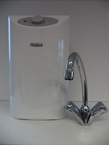 Vaillant 0010012785 ND-Speicher VEN 5 U plus Temperier Armatur VNU 2 für Waschtisch/Spüle - 1