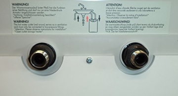 Vaillant 0010012785 ND-Speicher VEN 5 U plus Temperier Armatur VNU 2 für Waschtisch/Spüle - 3