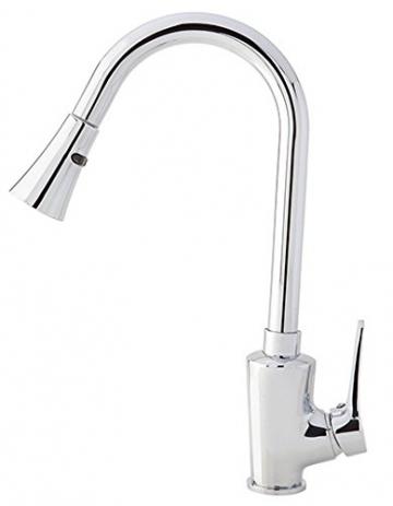 w110 Niederdruck Spültisch Armatur Küchen Wasserhahn Spüle Küchenarmatur - 8