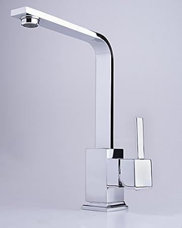 W62 Niederdruck Spültisch KÜCHEN BAD Waschtisch Armatur Küchenarmatur Wasserhahn - 5