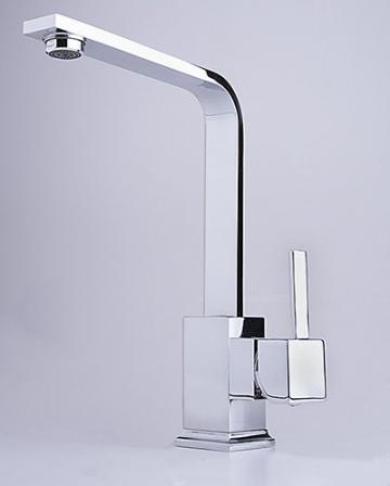 W62 Niederdruck Spültisch KÜCHEN BAD Waschtisch Armatur Küchenarmatur Wasserhahn - 6