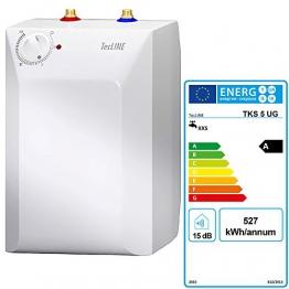 Warmwasserspeicher 5L Untertisch TEG 5-U - 1