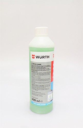 2 x Würth Innenraumreiniger (4050642571976) 500ml Silikonfrei Armaturreiniger - 3