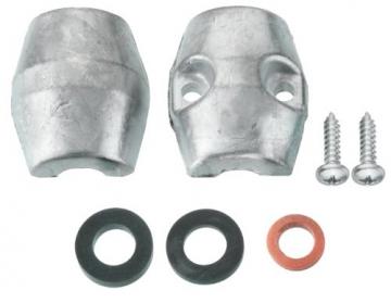Cornat STI535 1700 Stilo Spültisch-Einhebelmischer Niederdruck mit Brause und schwenkbarem Auslauf, chrom - 9