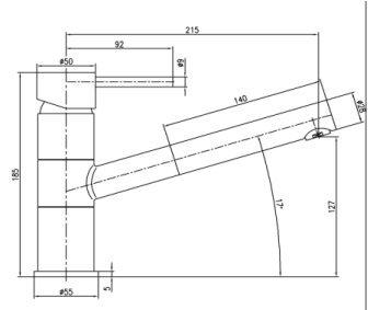 HochwertigeNiederdruckarmatur-Küchenarmatur-Spültischarmatur-Einhebelmischer-