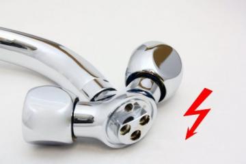 Kirchhoff 10390 2 Griff Spültisch Armatur Niederdruck Chrom - 4