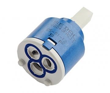 Ersatzkartusche Nummer 53 | Basic | Für Niederdruck-Armaturen | Mischbatterie | 40 mm - 1