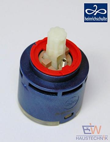 heinrichschulte Steuereinheit/Kartusche Ø 44 mm für Einhebelmischer-Niederdruck - 2