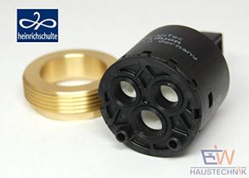 heinrichschulte Steuereinheit/Kartusche Ø 35 mm für Einhebelmischer-Niederdruck - 3