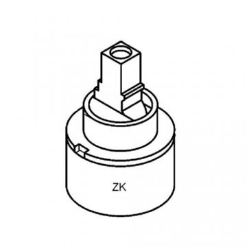 Kludi 7480500-00 Kartusche für Einhandmischer und Niederdruck 35 mm - 2