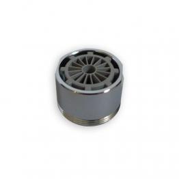 Luftsprudler chrom für die Franke Niederdruck Armatur Typ 371-1 und 741 / Franke / Strahlbrecher / Strahlregler / Mischdüse - 1