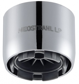 Neoperl Strahlregler Neostrahl LP 01406345 IG M 22x1 für Niederdruck, verchromt, 1406345 -
